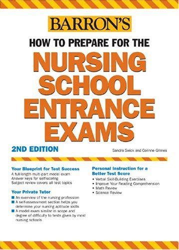 lpn review how to prepare for the nursing school entrance