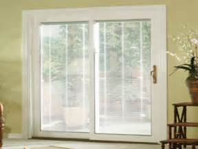 Sliding Glass Doors With Blinds Inside Sliding Glass Door Blinds Pella Sliding Patio Doors