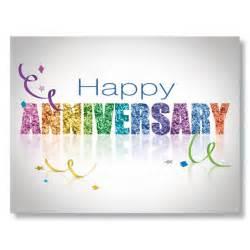 anniversary rainbow card employee work anniversary card