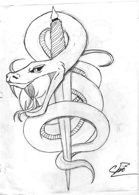 snake tattoo design by cupcakes62194 on deviantart