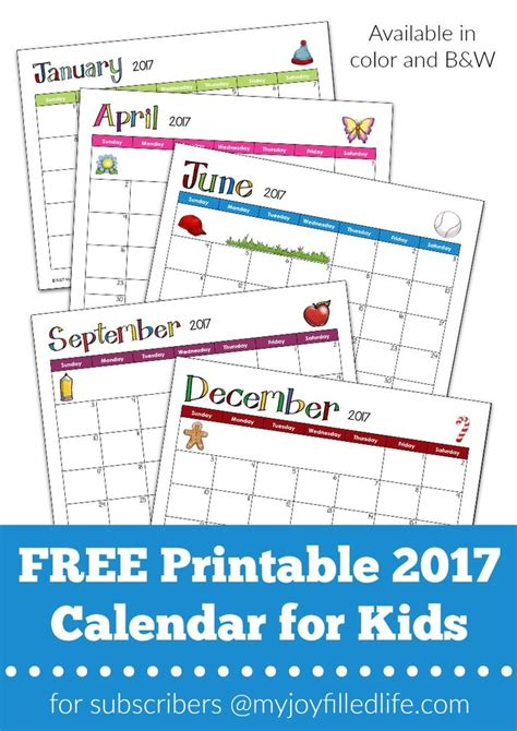 printable calendar for kids 1000 images about homeschool on pinterest