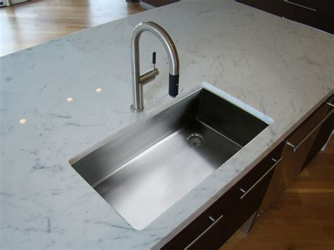 create sinks in los angeles modern kitchen