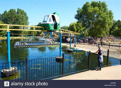 theme park kettering monorail at wicksteed park the second oldest theme park in