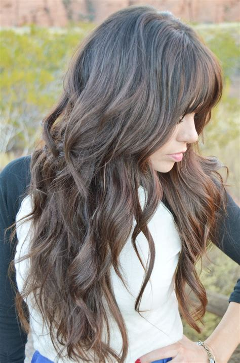 haircuts zebulon nc 16 beautiful hairstyles with bangs and layers pretty