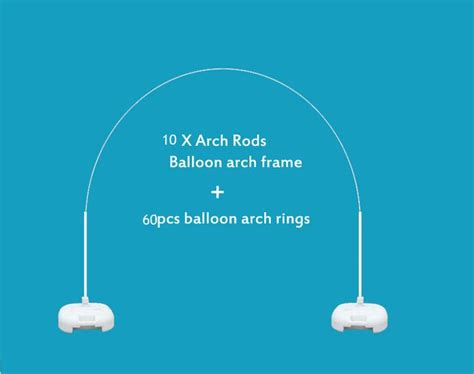 Wedding Arch Frame Uk by The 25 Best Balloon Arch Frame Ideas On