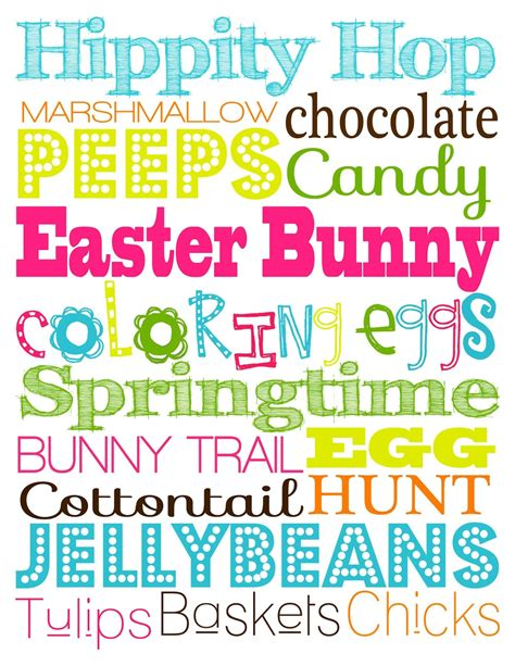 free printable easter quotes 26 free easter printables the scrap shoppe