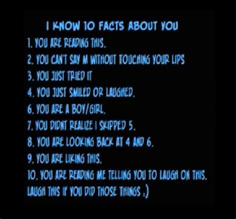 things i know to 10 things i know about you by theenderartgallery on