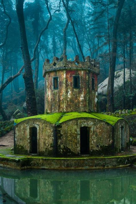 Wandlen Hell by Ancient Tower Sintra Portugal Places