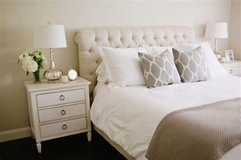 bedroom beige walls mercury glass neutral bedrooms and beige walls on pinterest