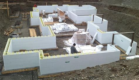 insulated concrete forms house plans icf construction why you should care about it for your