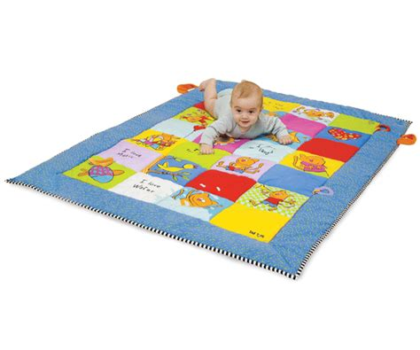 Large Play Mat Baby by Taf Toys I Big Mat Large Baby Tummy Time Activity Play Mat New Ebay