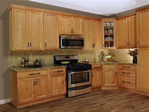 Kitchen Ideas With Light Oak Cabinets Kitchen Ideas With Light Oak Cabinets Home Design Ideas
