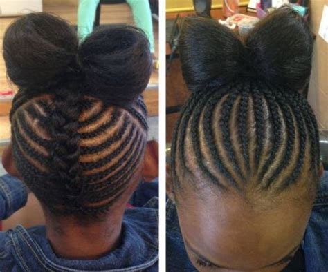 Kid Braided Hairstyles by Kid Braid Styles Pictures Hairstyle 2013