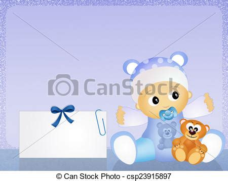 Clipart Nascita Bambino Bambino Annuncio Nascita Bambino Annuncio