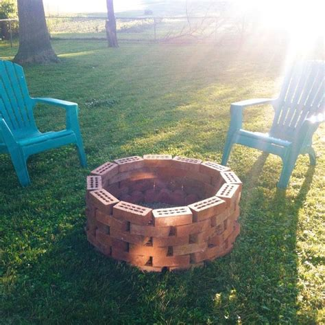 best bricks for pit 25 best ideas about brick pits on