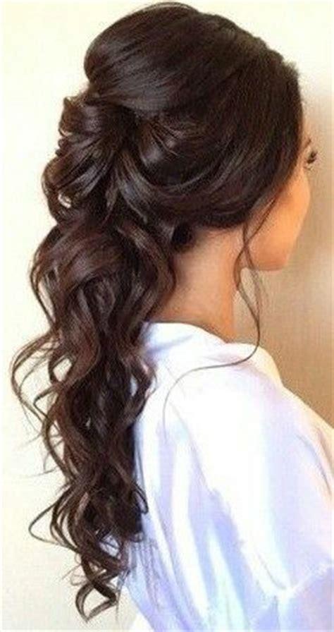 ball hairstyles long hair down gallery