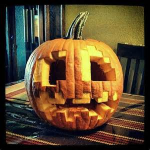 minecraft pumpkin template 30 cool and easy pumpkin carving ideas for day