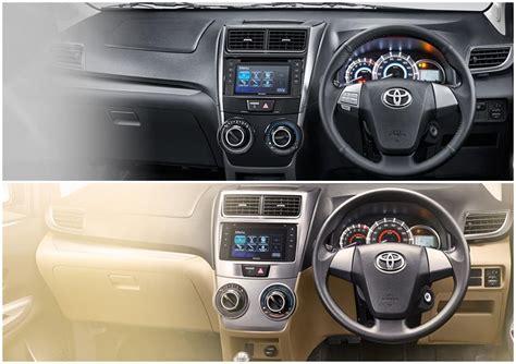 interior avanza veloz 7 perbedaan grand new avanza dengan grand new veloz oto