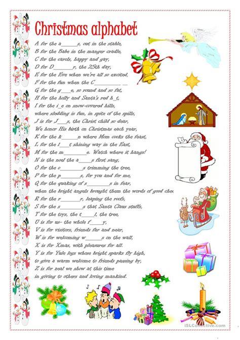 printable alphabet christmas number names worksheets 187 christmas alphabet worksheets