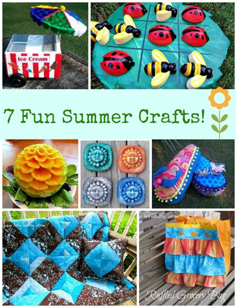 cool summer crafts for crafts for summer ye craft ideas