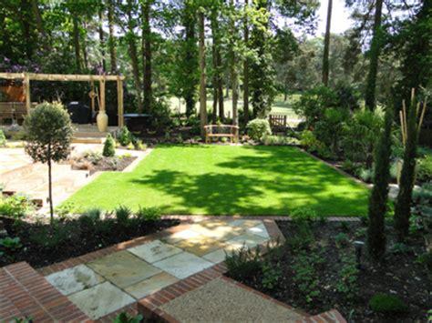 Medium Sized Garden Ideas Contemporary Garden Design Surrey Contemporary Garden Design Surrey
