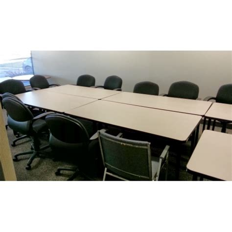 steelcase modular conference table suite 20