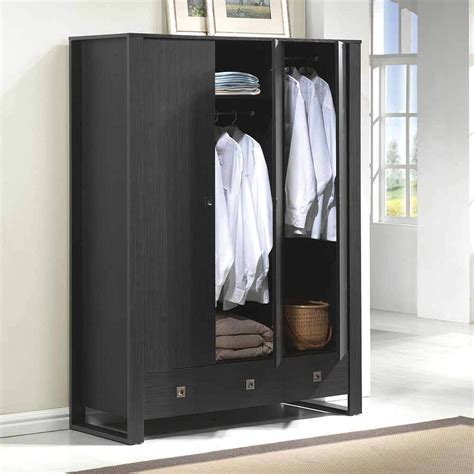 Wood Clothes Closet by Bedroom Clothes Storage Closet Armories Wardrobe