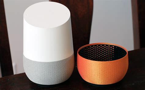 design tech homes google reviews google home review google puts its a i on a nightstand