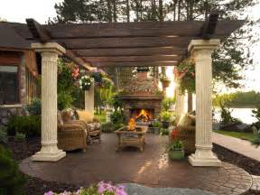 Backyard Rooms Ideas Pergolas And Outdoor Rooms