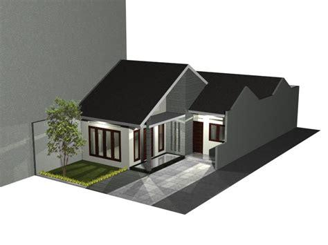 desain rumah leter l desain rumah untuk keluarga besar di lahan berbentuk l