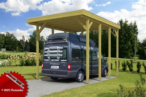 Aluminium Carport Bausatz by Caravan Carport Bausatz Skanholz 171 Friesland Caravan