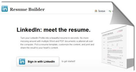 Lebenslauf Linkedin Resume Builder Erstellt Verschiedene Modelle Lebenslauf Mit Unserer Linkedin Profil Phoneia