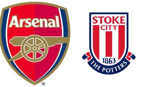 arsenal city stoke city vs arsenal live arsenal s chance to be on top four