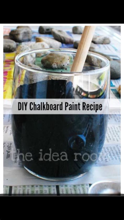 diy chalkboard tips musely