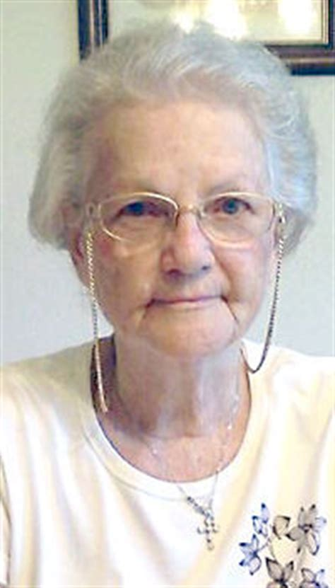Margaret Grace Ramsey Painter Obituaries Thedailytimes