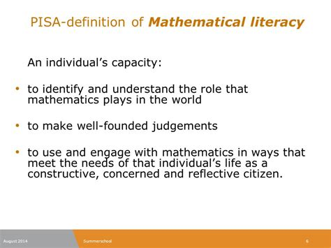 design literacy meaning international comparisons of science and mathematics