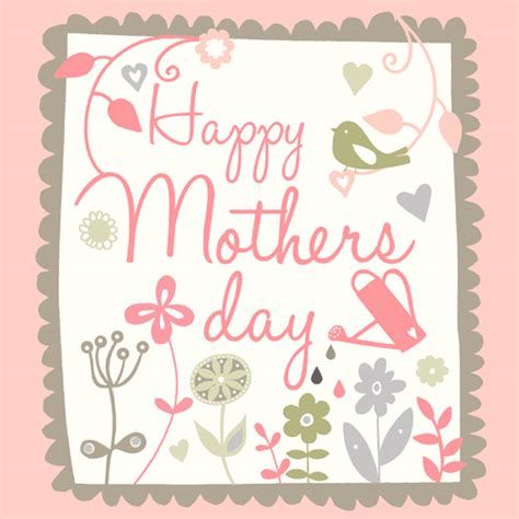 Mothers Day Cards Templates Microsoft Word by Tigerprint S Day Classic Design The Results