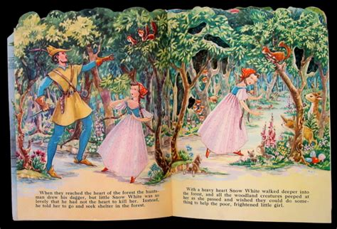 snow white and the seven dwarfs picture book snow white and the seven dwarfs a quot kiddie kut quot book a