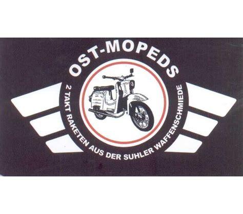 Moped Aufkleber Shop aufkleber ost mopeds rascal verschiedenes details