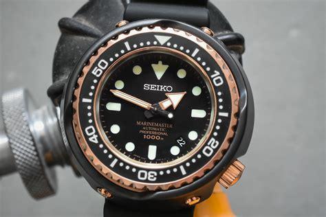 Seiko Prospex Sbdx014 Emperor Tuna Marine Master Pro Automatic Divers seiko prospex marinemaster 1000m automatic diver sbdx014