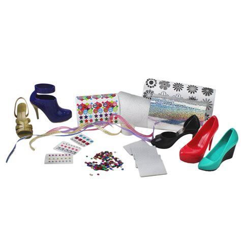 fashion design art kit girls shoe design play set crayola hot heels kids fashion