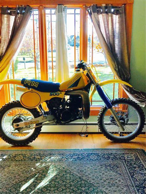 best 125 motocross bike 9 best suzuki ra125 motocross images on dirt