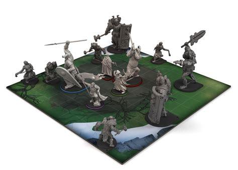 giochi da tavolo su pc the banner saga diventa un gioco da tavolo con warbands
