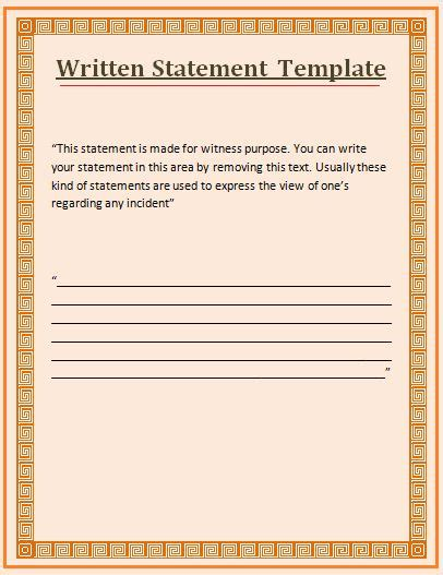 media statement template 96 best images about office work on