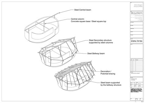 room structure diagram waterpark koh samui thailand m systems architects