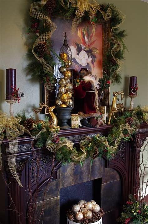 Ballard Designs Christmas Stockings 35 beautiful christmas mantels style estate
