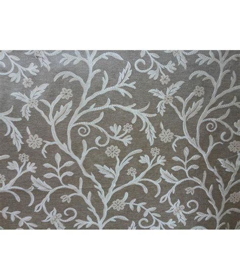 silk curtain fabric online arkeats multicolor floral silk curtain fabric buy
