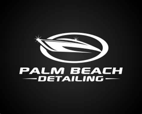 boat detailing float logopond logo brand identity inspiration palm beach