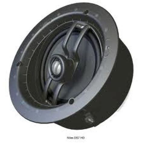 niles in ceiling speakers niles ds7fx in ceiling speaker hi fi tv home cinema