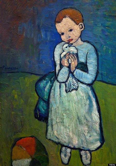 picasso paintings child with a dove combustuswhy matters philosopher roger scruton